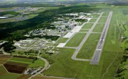Baden-Airport (Privatarchiv)